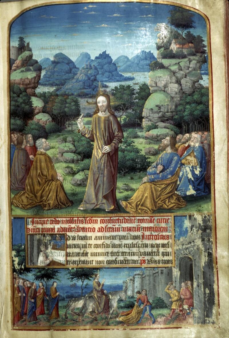 Lyon, Bibl. mun., ms. 0514, f. 007 - vue 1