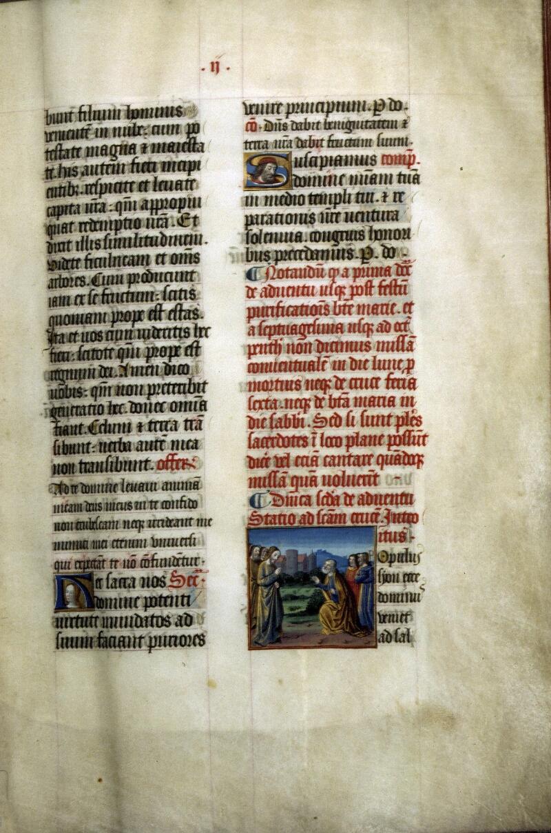Lyon, Bibl. mun., ms. 0514, f. 008 - vue 1