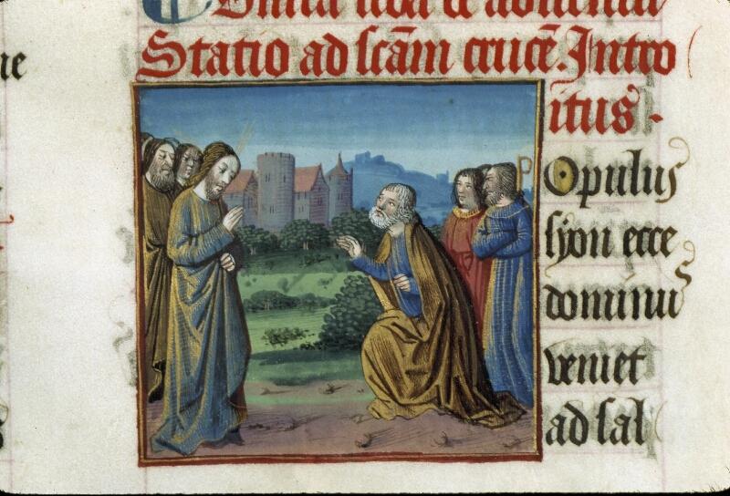 Lyon, Bibl. mun., ms. 0514, f. 008 - vue 2