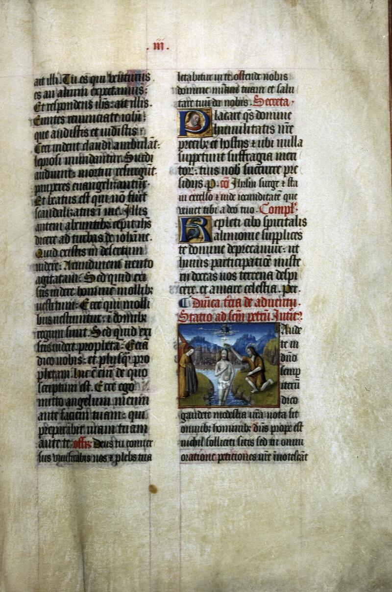 Lyon, Bibl. mun., ms. 0514, f. 009 - vue 1