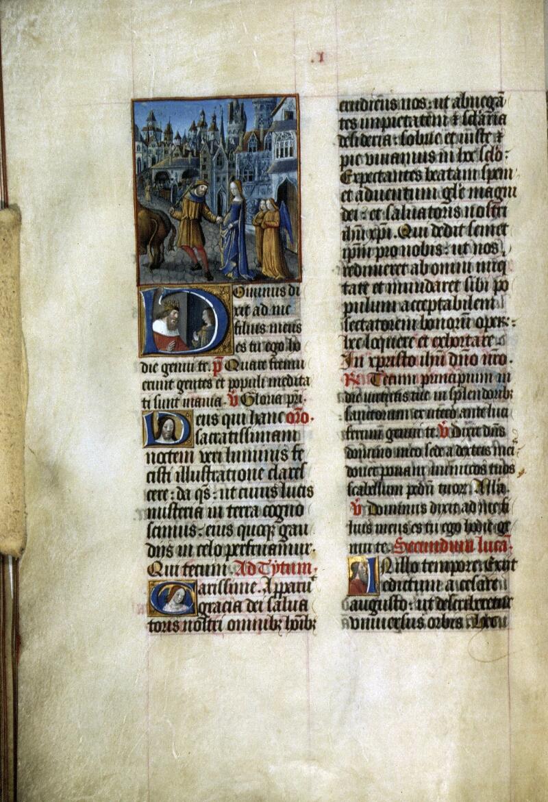 Lyon, Bibl. mun., ms. 0514, f. 016v - vue 1
