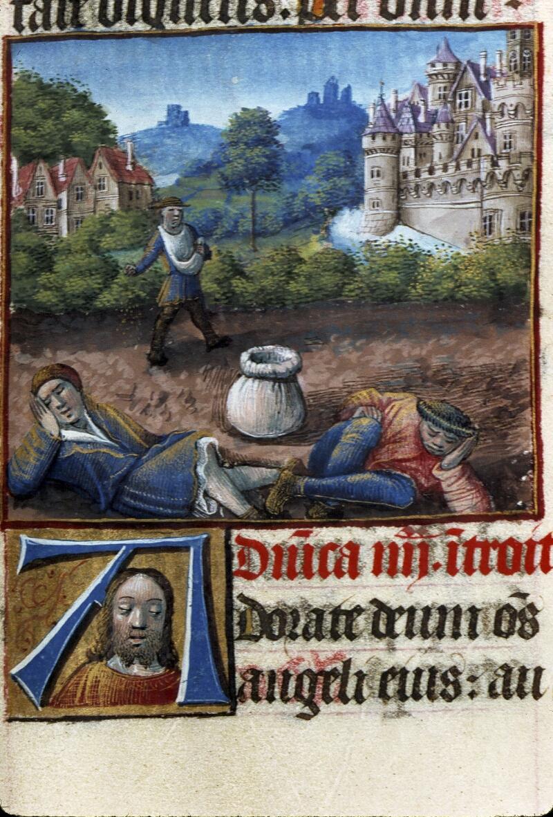 Lyon, Bibl. mun., ms. 0514, f. 032 - vue 1