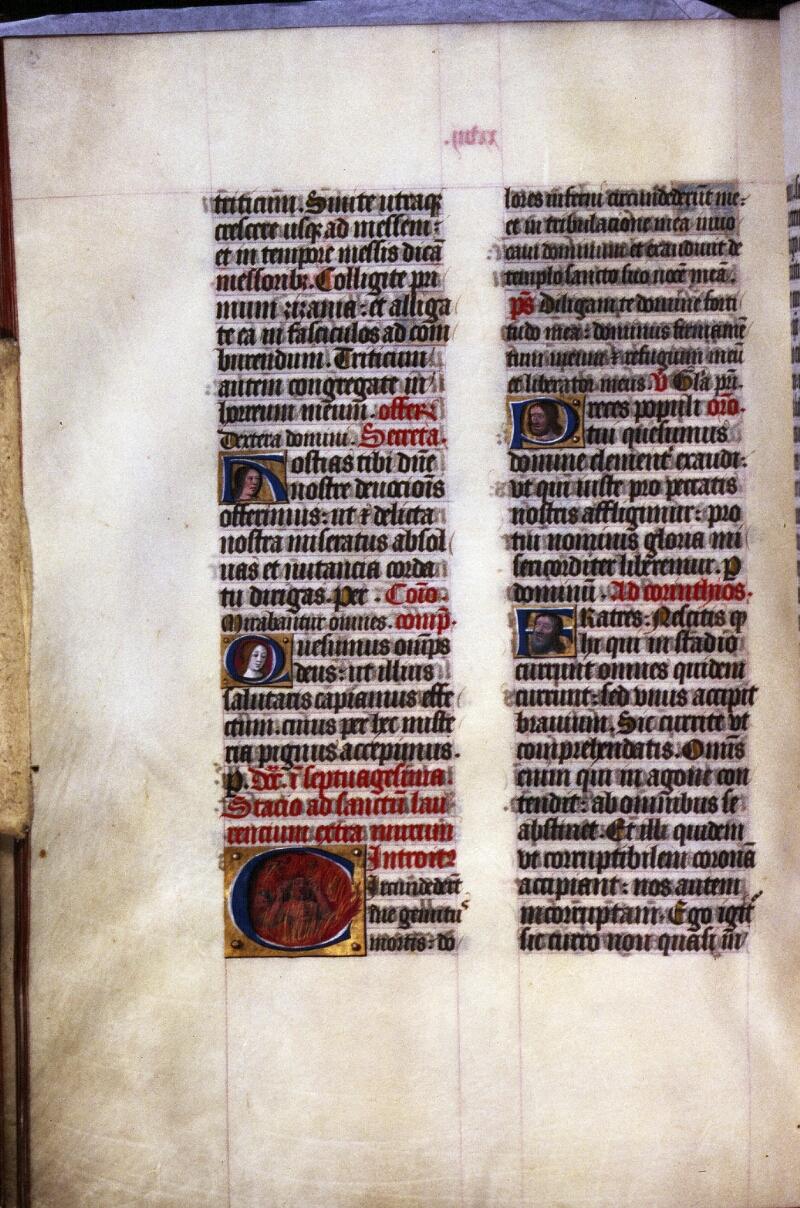 Lyon, Bibl. mun., ms. 0514, f. 033v - vue 1