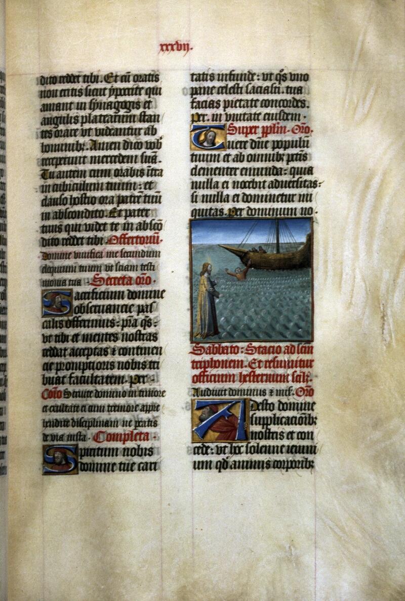 Lyon, Bibl. mun., ms. 0514, f. 043 - vue 1