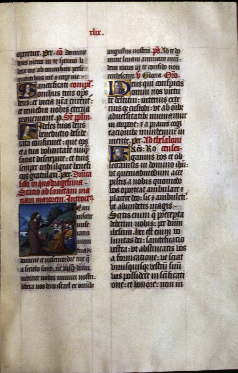 Lyon, Bibl. mun., ms. 0514, f. 055 - vue 1