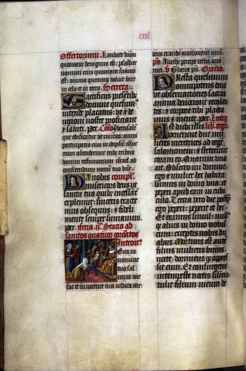 Lyon, Bibl. mun., ms. 0514, f. 077v - vue 1