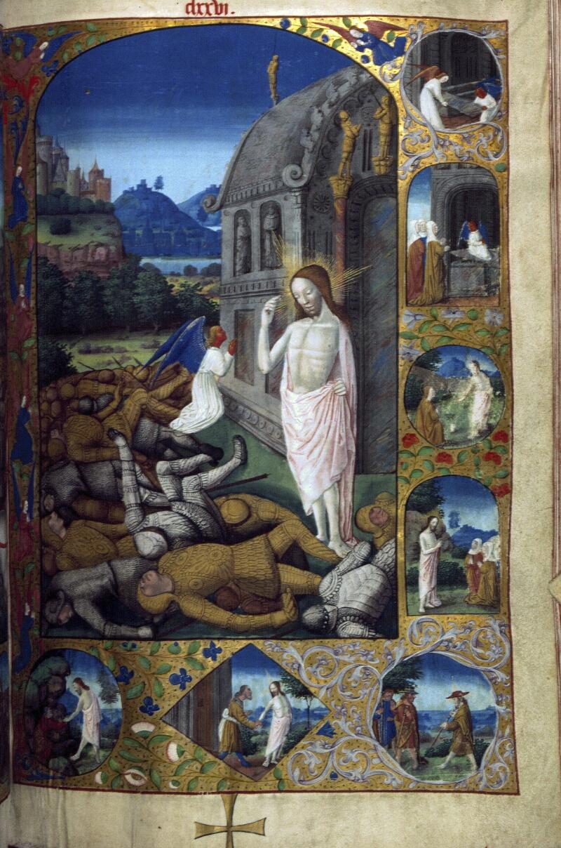 Lyon, Bibl. mun., ms. 0514, f. 181 - vue 1