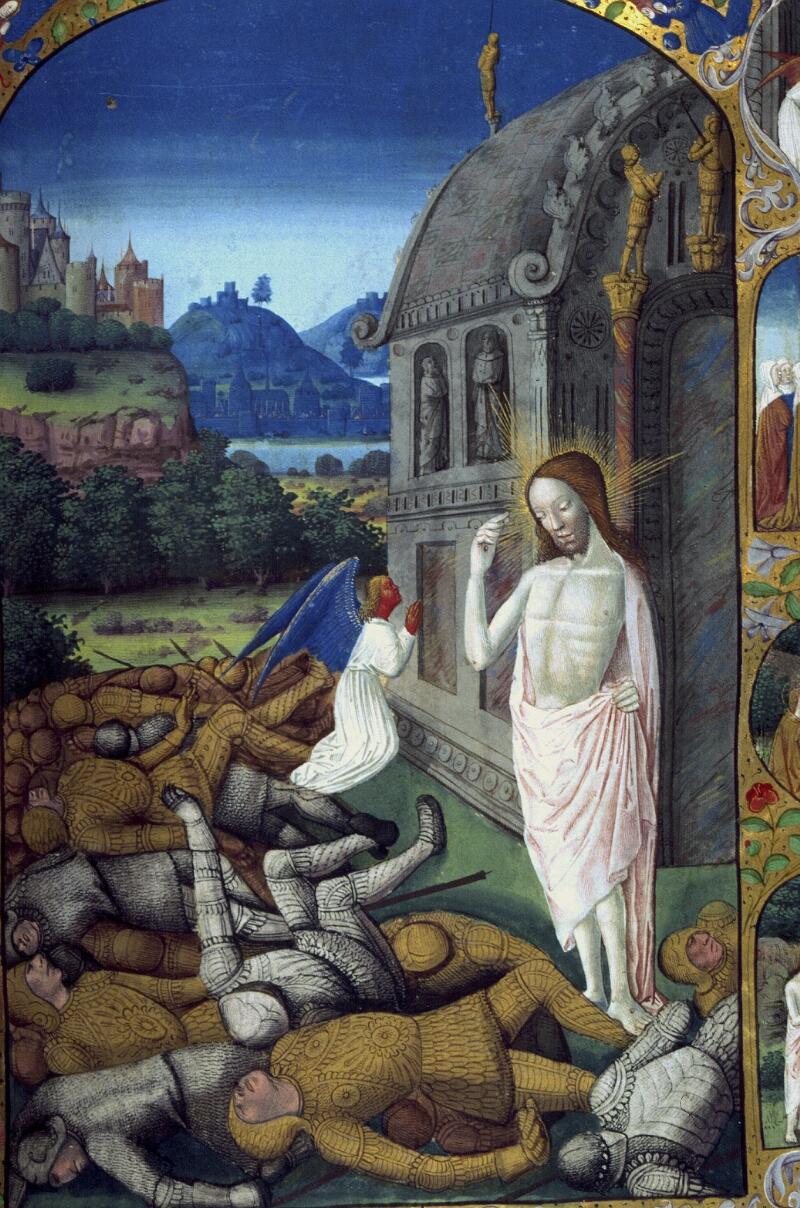 Lyon, Bibl. mun., ms. 0514, f. 181 - vue 2