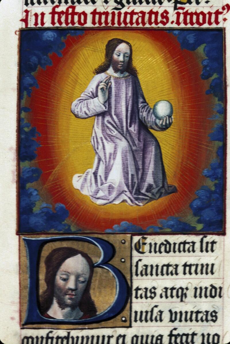 Lyon, Bibl. mun., ms. 0514, f. 217v - vue 2