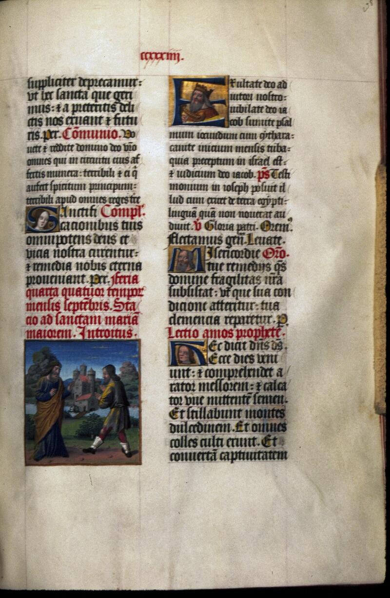 Lyon, Bibl. mun., ms. 0514, f. 238 - vue 1