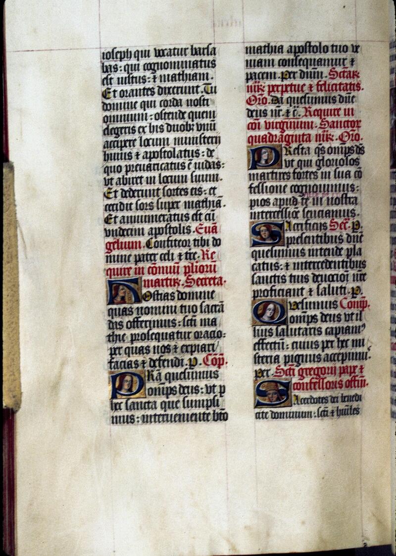 Lyon, Bibl. mun., ms. 0514, f. 268v - vue 1