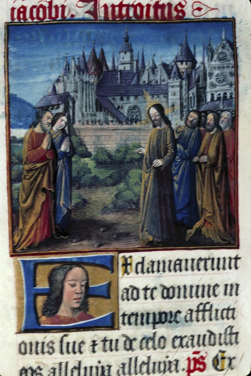 Lyon, Bibl. mun., ms. 0514, f. 272v - vue 1