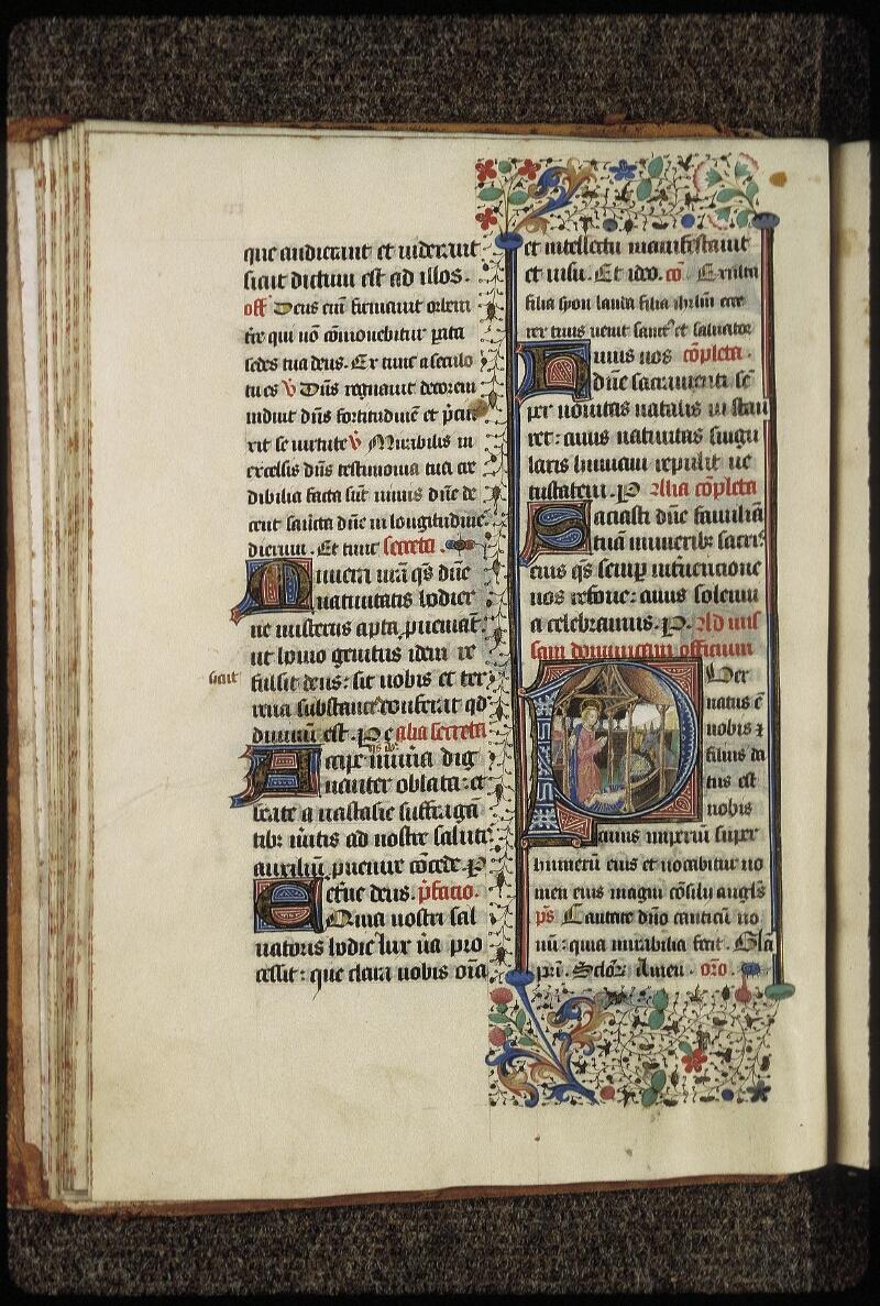 Lyon, Bibl. mun., ms. 0515, f. 022v - vue 1