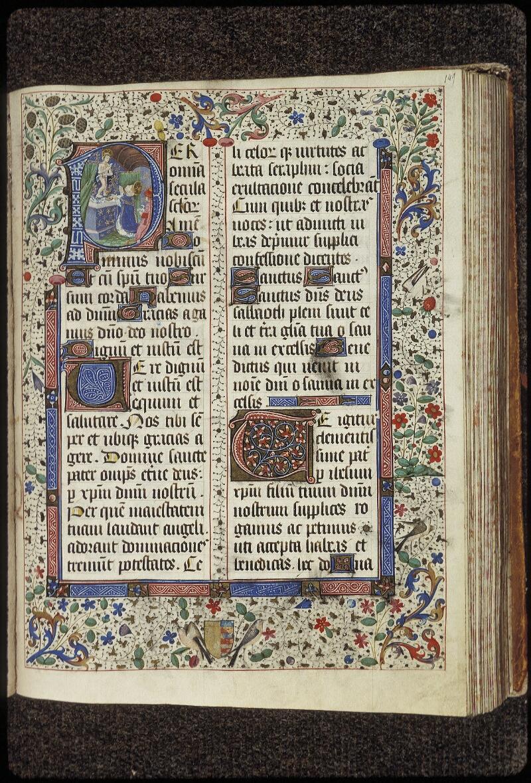 Lyon, Bibl. mun., ms. 0515, f. 149 - vue 1