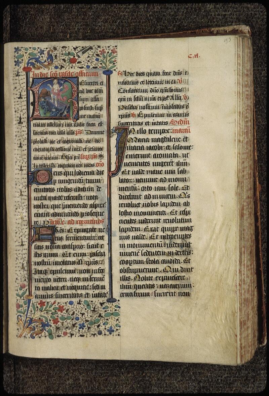 Lyon, Bibl. mun., ms. 0515, f. 153 - vue 1