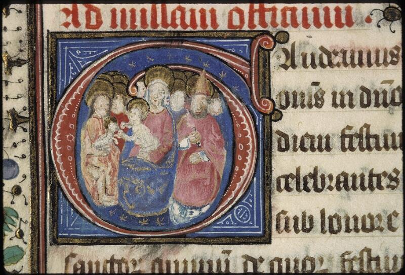 Lyon, Bibl. mun., ms. 0515, f. 287v - vue 2