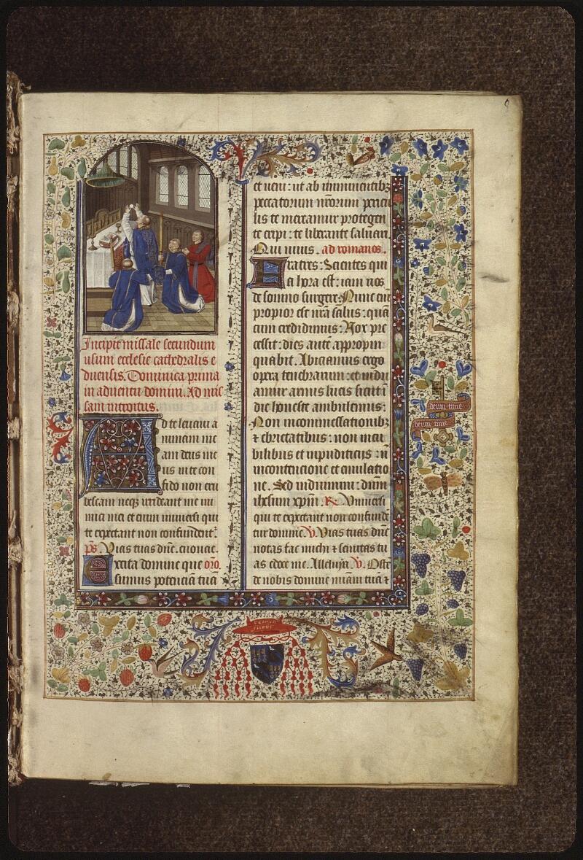 Lyon, Bibl. mun., ms. 0517, f. 008 - vue 2