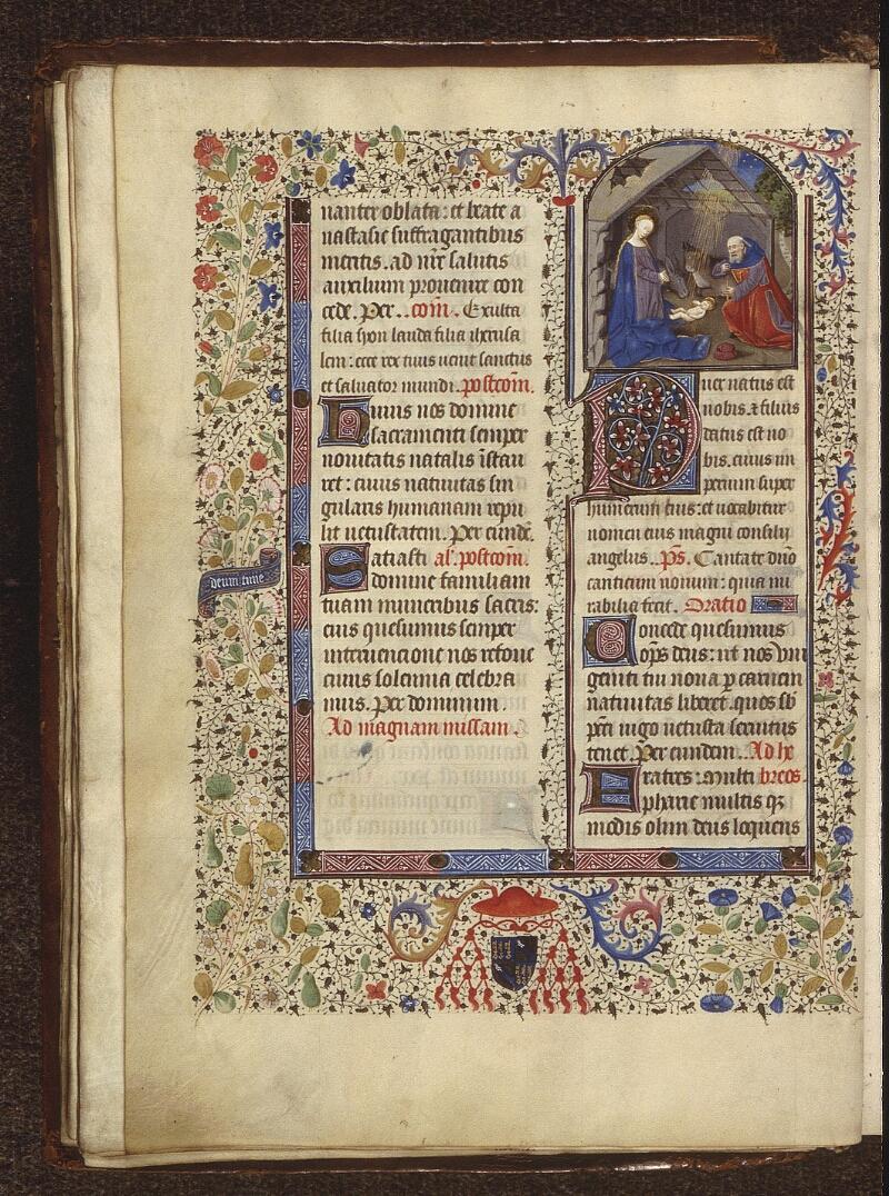 Lyon, Bibl. mun., ms. 0517, f. 023v - vue 1
