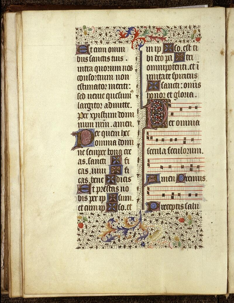 Lyon, Bibl. mun., ms. 0517, f. 199v - vue 1