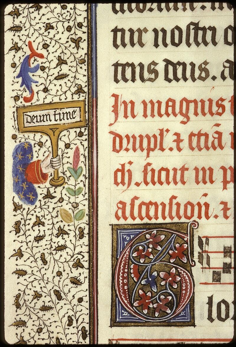 Lyon, Bibl. mun., ms. 0517, f. 203v - vue 2