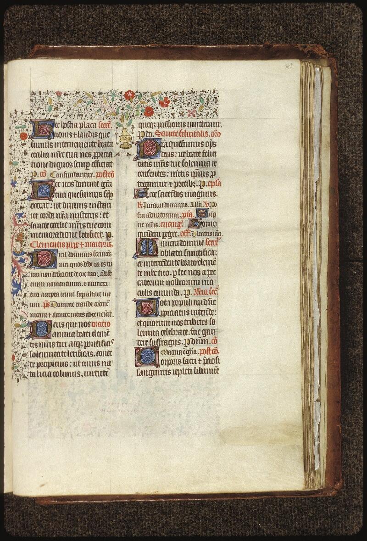 Lyon, Bibl. mun., ms. 0517, f. 393 - vue 1