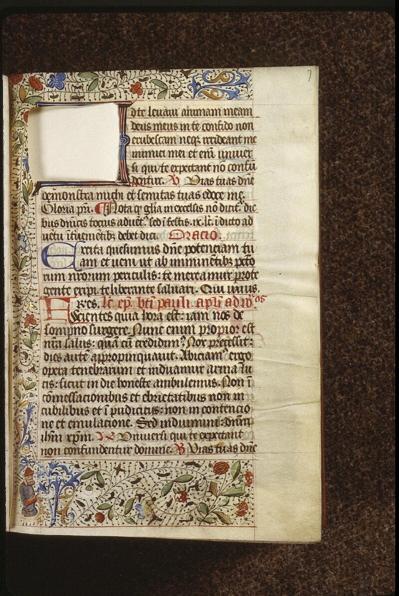 Lyon, Bibl. mun., ms. 0518, f. 007 - vue 2