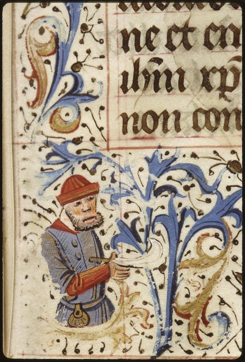 Lyon, Bibl. mun., ms. 0518, f. 007 - vue 3