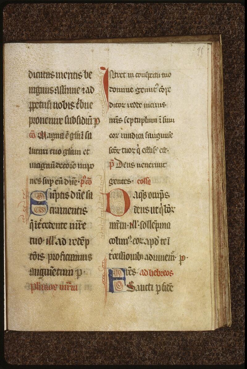 Lyon, Bibl. mun., ms. 0519, f. 085