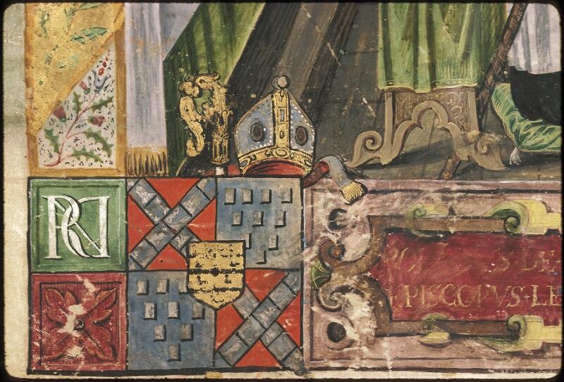 Lyon, Bibl. mun., ms. 0521, f. 001v - vue 5