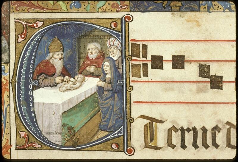 Lyon, Bibl. mun., ms. 0521, f. 002 - vue 2