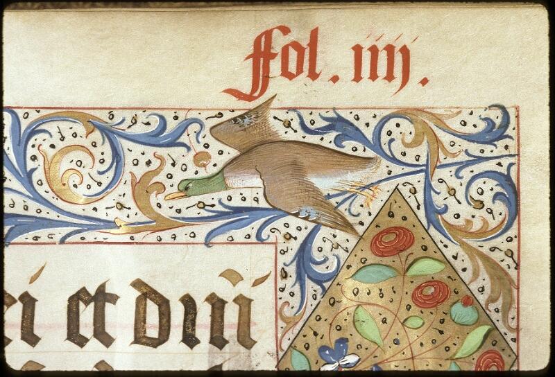 Lyon, Bibl. mun., ms. 0521, f. 004 - vue 3
