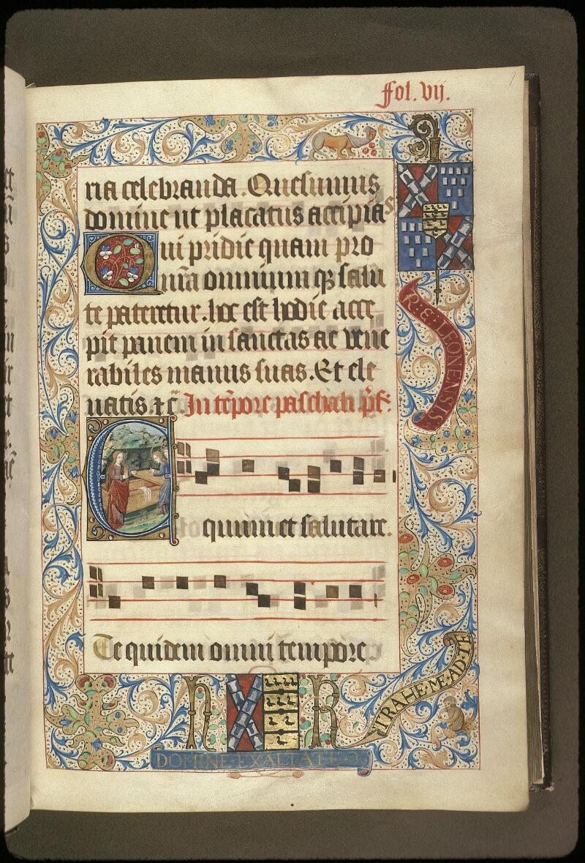 Lyon, Bibl. mun., ms. 0521, f. 007 - vue 1