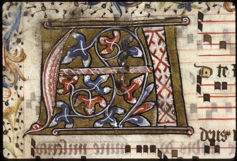 Lyon, Bibl. mun., ms. 0525, f. 001 - vue 3