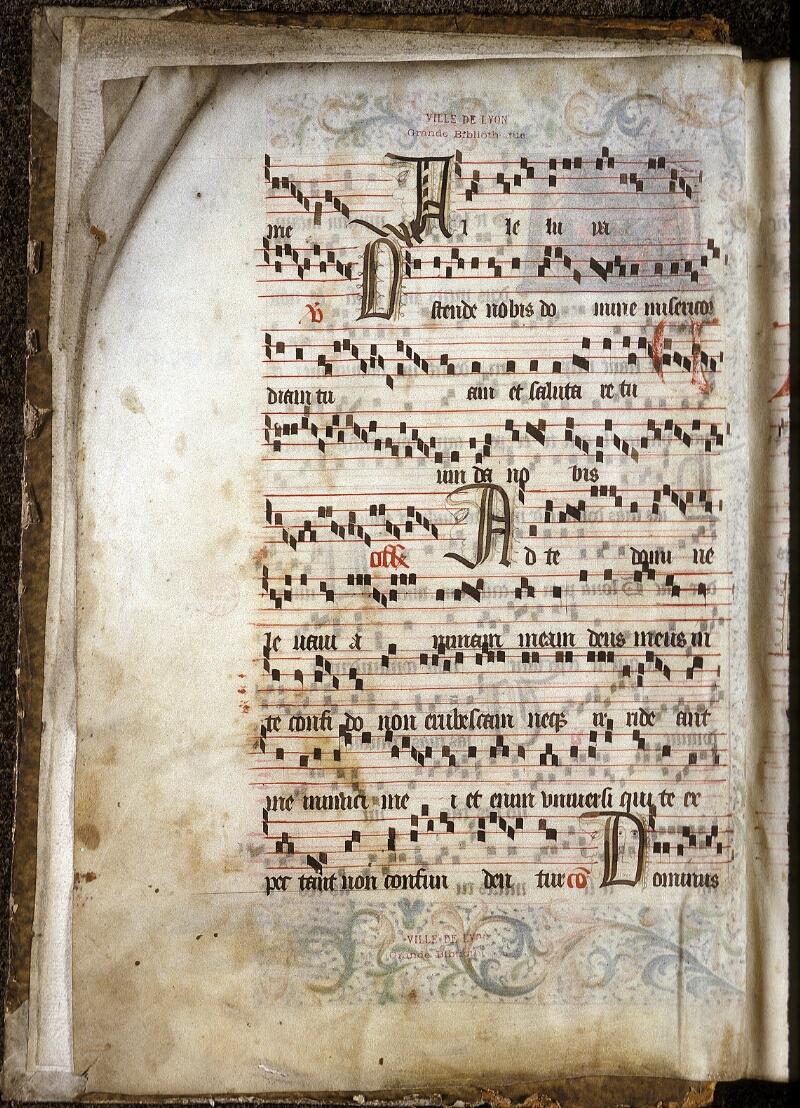 Lyon, Bibl. mun., ms. 0525, f. 001v