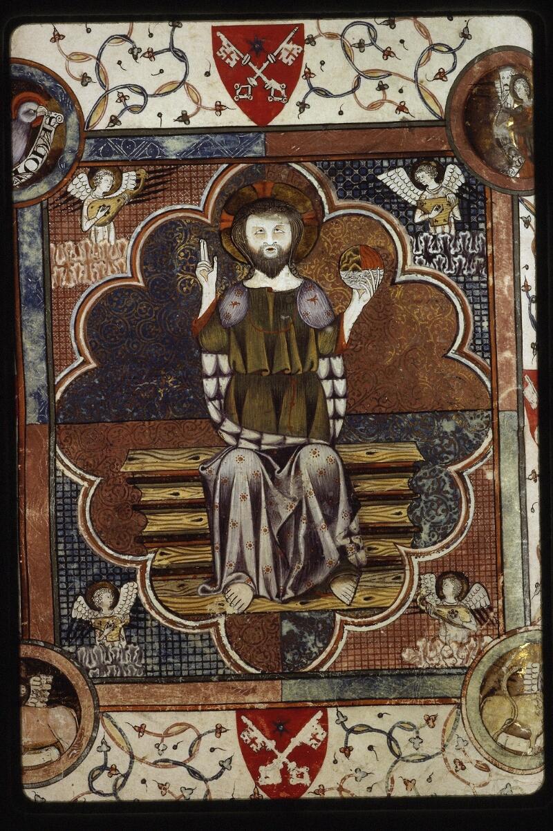 Lyon, Bibl. mun., ms. 0526, f. 110v - vue 2