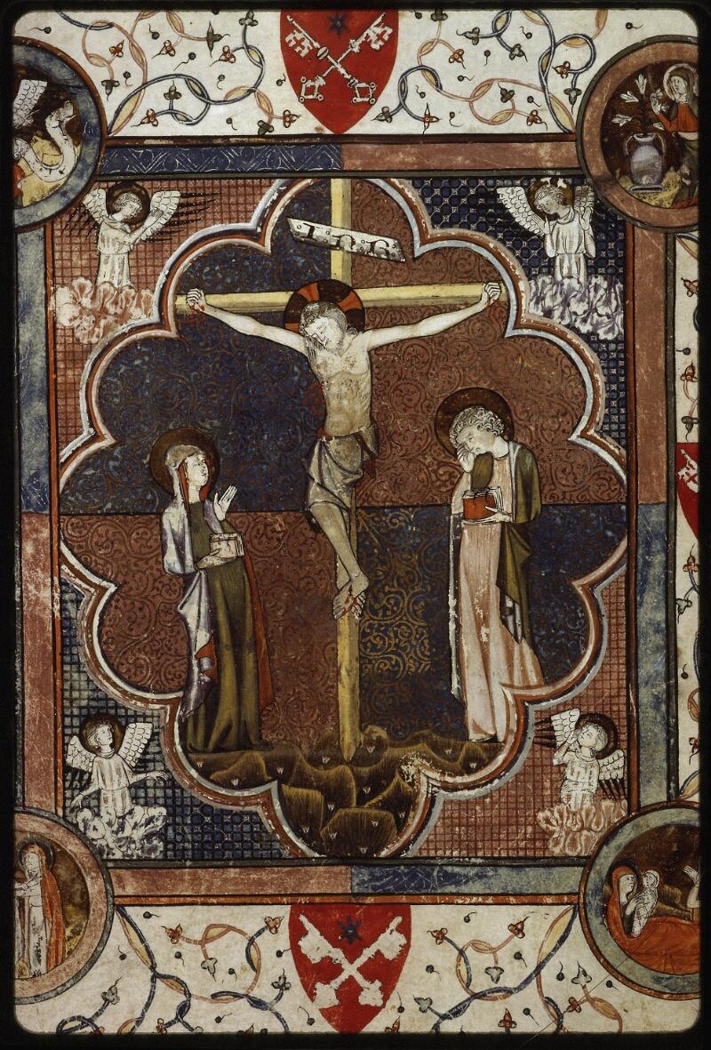 Lyon, Bibl. mun., ms. 0526, f. 111 - vue 2