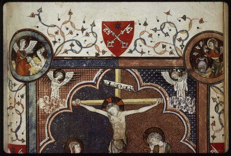 Lyon, Bibl. mun., ms. 0526, f. 111 - vue 3