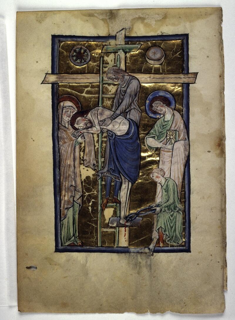 Lyon, Bibl. mun., ms. 0539, f. 001v - vue 2