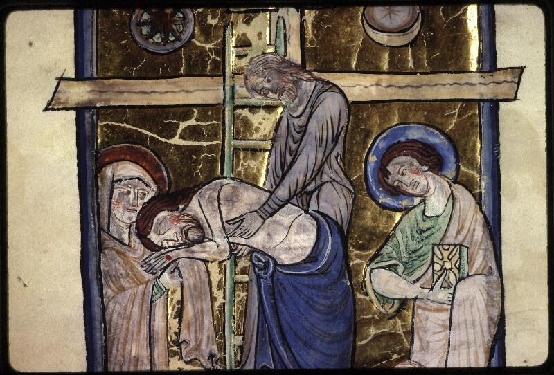 Lyon, Bibl. mun., ms. 0539, f. 001v - vue 4