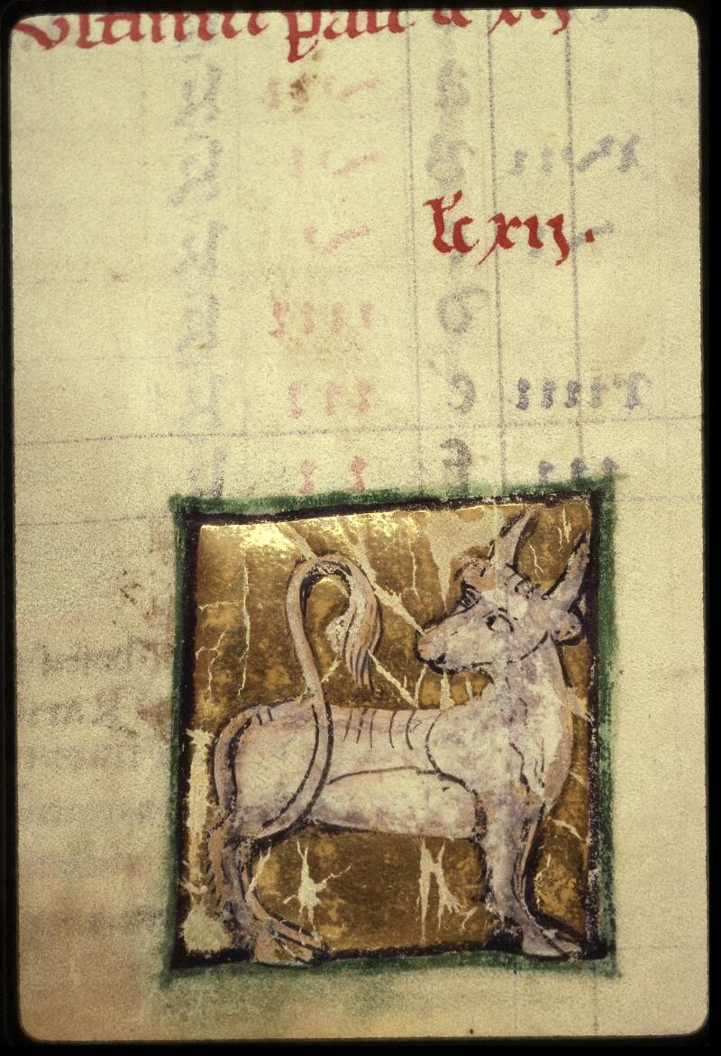 Lyon, Bibl. mun., ms. 0539, f. 003v - vue 3
