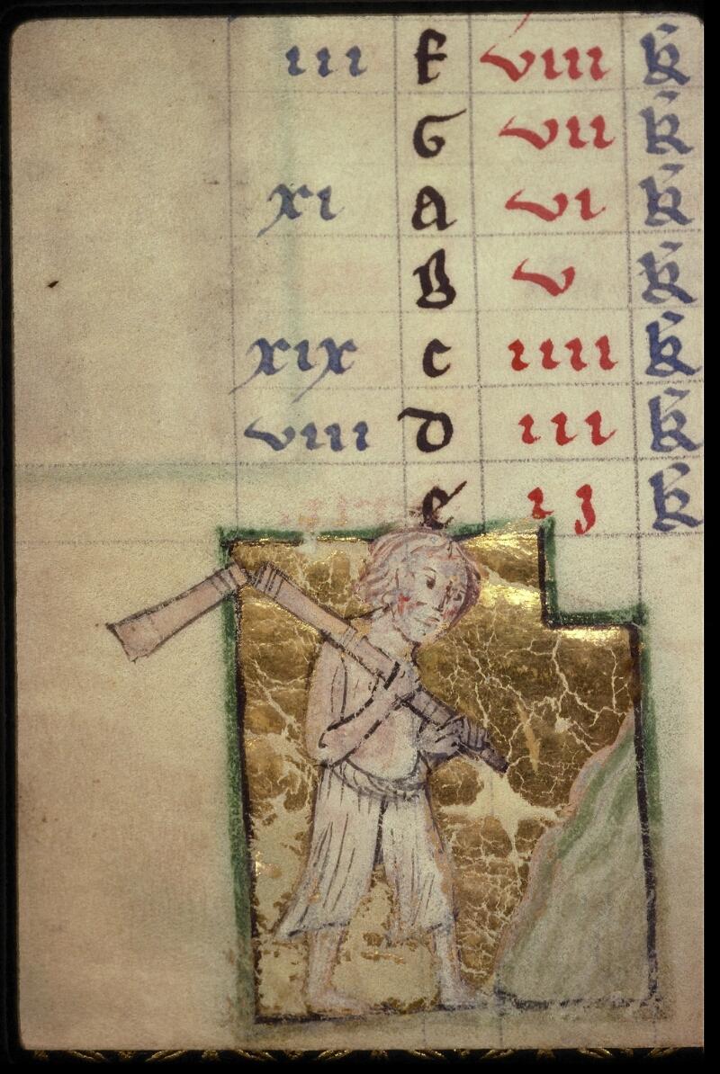Lyon, Bibl. mun., ms. 0539, f. 005v - vue 2