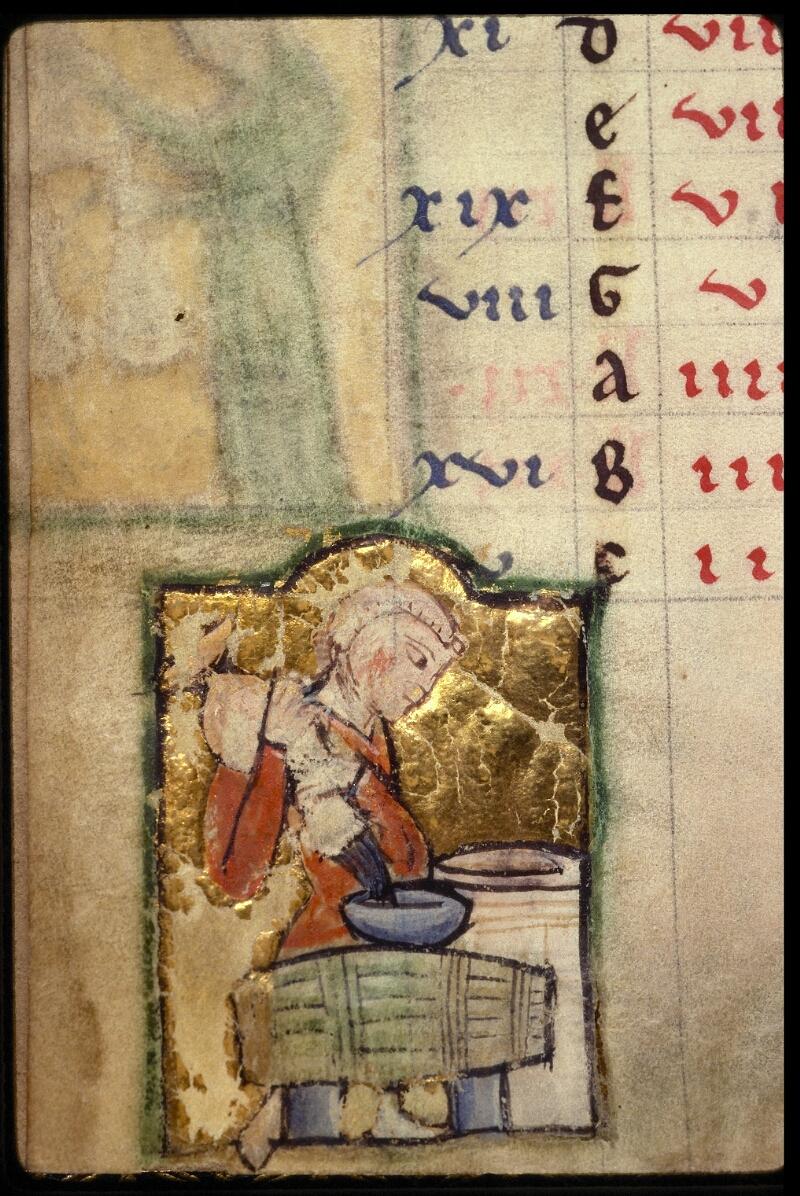 Lyon, Bibl. mun., ms. 0539, f. 006v - vue 2