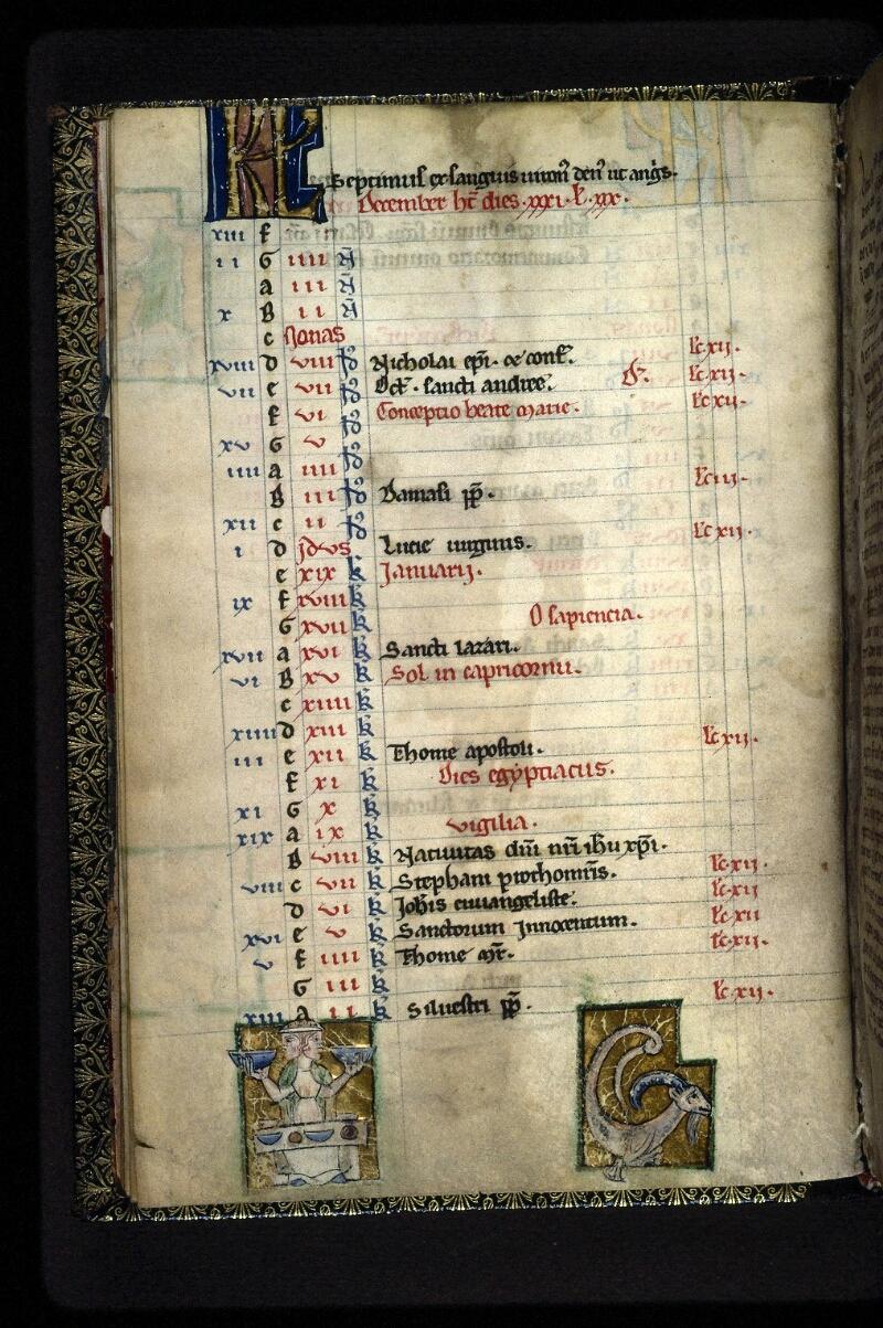 Lyon, Bibl. mun., ms. 0539, f. 007v - vue 1