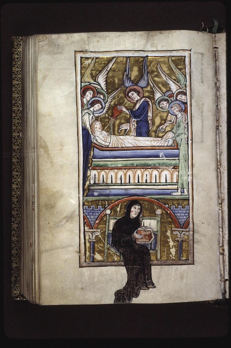 Lyon, Bibl. mun., ms. 0539, f. 130v - vue 1