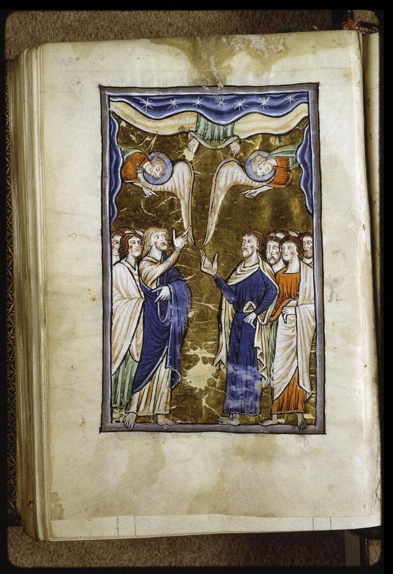 Lyon, Bibl. mun., ms. 0539, f. 218v - vue 1