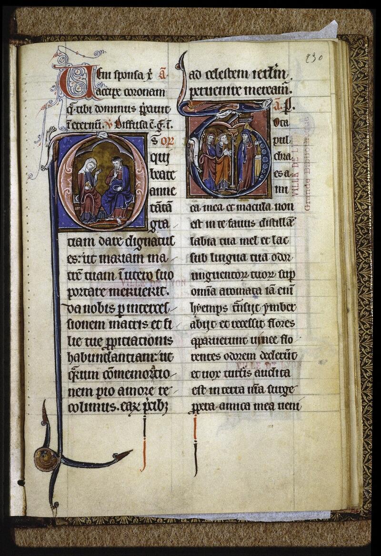 Lyon, Bibl. mun., ms. 0539, f. 230 - vue 1