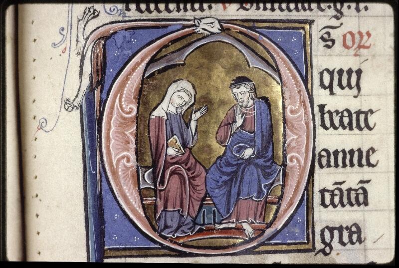 Lyon, Bibl. mun., ms. 0539, f. 230 - vue 2