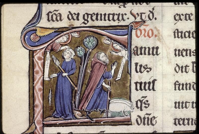Lyon, Bibl. mun., ms. 0539, f. 230v - vue 2