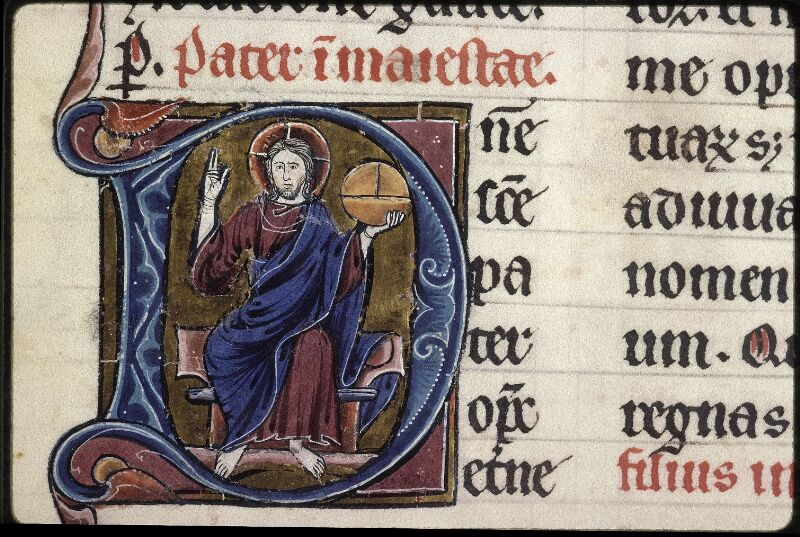 Lyon, Bibl. mun., ms. 0539, f. 242v - vue 3