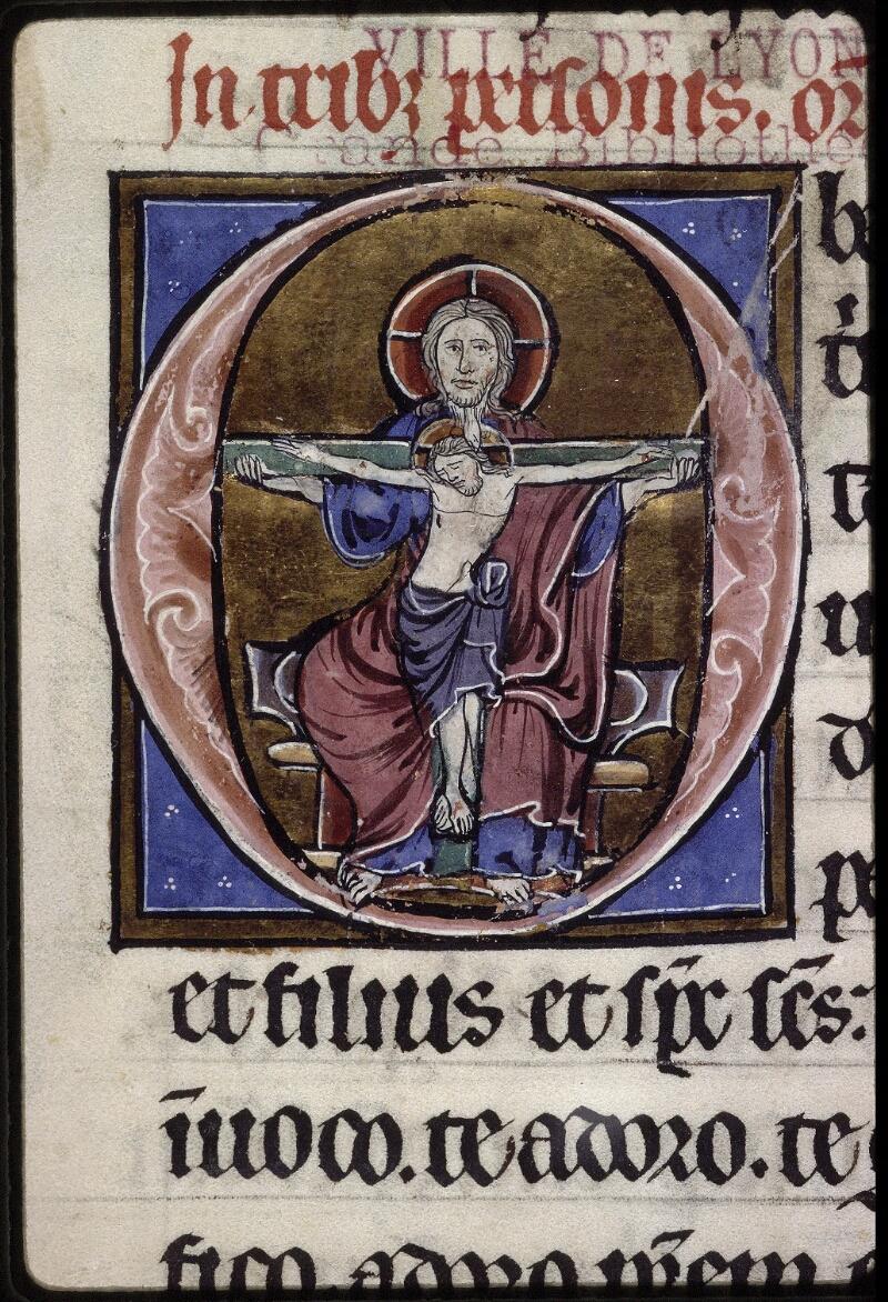 Lyon, Bibl. mun., ms. 0539, f. 243v - vue 2